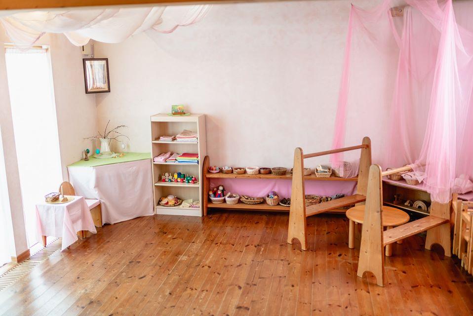 ひびきの村のシュタイナー幼稚園 マルベリーの森のおうち